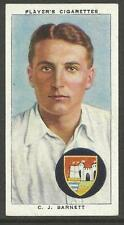England Single Cricket Trading Cards