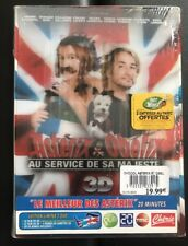 EDITION COLLECTOR DVD 3D ASTERIX & OBELIX AU SERVICE DE SA MAJESTE SS BLISTER
