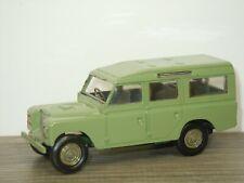 Land Rover - Plastic Kit Model - 1:43 *42897