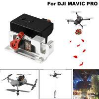 Upgrade Drone Clip Payload Delivery Drop Transportvorrichtung für DJI MAVIC PRO