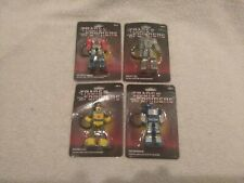 Transformers G1 Keychain Bag Clip  Complete set of 4