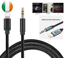 Lightning A 3.5mm Aux Audio Cavo Auto Adattatore Per IPHONE 11 XR 7 8 6S Plus X
