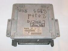 Motorsteuergerät ohne WFS Lancia Zeta 2.0l JTD109PS RHZ 9635156680 0281010028