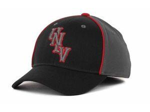 UNLV Runnin Rebels Top of the World NCAA Buzzer Beater Flex Fit Cap Hat