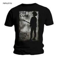 Official T Shirt THE CURE Rock/Punk B&W Album Cover Distressed All Sizes