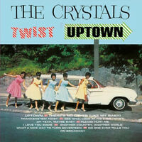 """The Crystals : Twist Uptown Vinyl 12"""" Album (2016) ***NEW*** Fast and FREE P & P"""