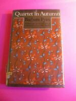 Quartet in Autumn by Barbara Pym 1977 1st Printing First Edition RARE HC DJ 7.95