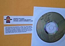 RADIO SHOW: JUKEBOX EXPLOSION 11/14/08 HEAVIER: DIO, OZZY, UFO, AC/DC, BLONDIE