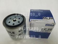 NEW Fuel Filter Mahle Spin-on Type for Mercedes W123 W126 240D 300CD 300SD