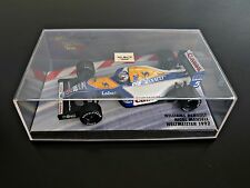 Minichamps Williams Renault FW14B - Nigel Mansell 1992 F1 Champion 1:43 scale