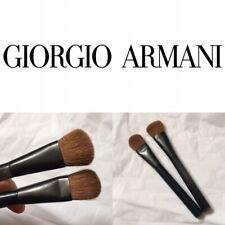 Designer Giorgio Armarni Beauty   - Travel Size Foundation Brushes X2