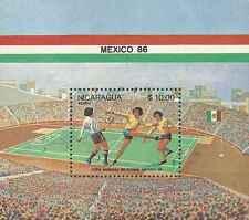 Timbre Sports Football Nicaragua BF170 ** lot 16772