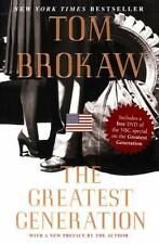 The Greatest Generation by Tom Brokaw (2004, Hardcover)