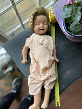 Shirley Temple Ideal 22 Inch Doll 1936 Dresses Clothing Vintage 1930s