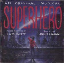 Superhero cast album Tom Kitt CD