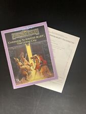 LN! GATEWAY TO RAVENS BLUFF THE LIVING CITY DUNGEONS & DRAGONS Forgotten Re 1640