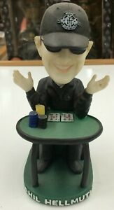 Pokers Stars handcraft Limited Edition Bubble Head--PHIL HELLMUTH