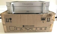 Bryston 7B SST Pro - Amplifier W/Box