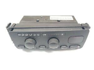 01-03 Olds Oldsmobile Aurora A/C Heater Control Switch Unit 09350703 J22
