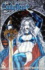 Lady Death 2005 Bikini Ltd Variant Ryp Pulido Avatar Coffin Comic Book  bp9