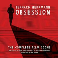 Bernard Herrmann - Obsession [CD]