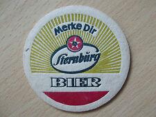 Bierdeckel DDR Filz Sternquell Plauen Bier