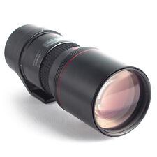 Tokina 400mm f5.6 A-Focus Chiudi X SD TELE focale fissa Minolta AF Sony una rara