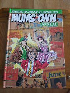 MUM'S OWN ANNUAL 1993 - JUNE, PRINCESS, BUNTY, GIRL, SCHOOL FRIEND, TINA COMIC