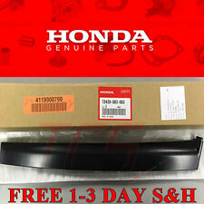 Genuine OEM Honda Civic 2Dr 3Dr Passenger Side Door Pillar Trim 1992-1995