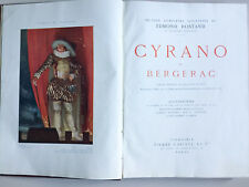 Cyrano de Bergerac. Edmond Rostand Lafitte 1910