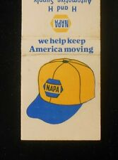 1970s Napa Auto Parts H and H Automotive Supply Machine Shop Service Lebanon In
