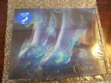 CINDERELLA STEELBOOK [OOP/NEW/Blu-ray] Lenticular Slipcover #0089/1000
