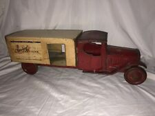 Steelcraft Fro-Joy Ice Cream Pressed Steel Original Truck