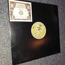 JUNIOR MAFIA'S - TRIALS & TRIBULATIONS - 6 TRACKS - LP / VINYL / Rude boys