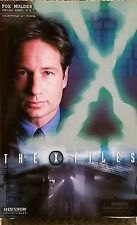 "SIDESHOW X FILES AGENT FOX MULDER ""HOME""  VERSION 12"" ACTION FIGURE...NEW IN BOX"