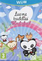 Luv Me Buddies Wonderland Nintendo Wii U WUGLU001 Bigben Interactive
