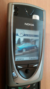 Nokia 7650 (Unlocked) Fully Working in great condition relisted due to non payer