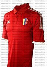Venezuela (FVF) - La Vinotinto Adidas Shirt Jersey (2014) - All models