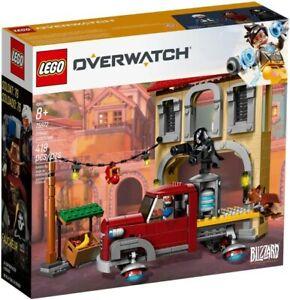 Lego Overwatch Dorado Showdown (75972) Building Kit 419 Pcs