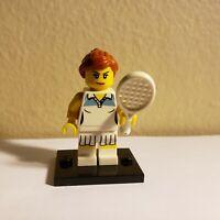 NEW LEGO MINIFIGURES SERIES 3 8803 - Tennis Player