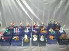 Grolier Disney Ornaments Presidents Edition W Certificates Lot 21 Three Fairies