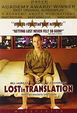 Lost in Translation - Widescreen - Dvd - Bill Murray - Scarlett Johansson