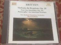 britten - sinfonia da requiem op 20