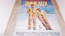 schwarzenegger JUMEAUX  !  affiche cinema
