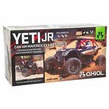 Axial AXI90069 1/18 Yeti JR Jr Can-Am Maverick 4WD Brushed RTR Ready To Run