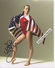 "NASTIA LIUKIN ""OLYMPIC GOLD MEDALIST, DWTS"" HAND SIGNED 8X10 COLOR PHOTO 5"