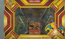 Pokemon Charizard Fire Blast EX Box Collection TCG