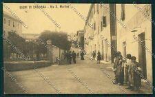 Pisa Casciana Terme cartolina QQ3226