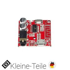 MP3 Bluetooth 4.1 Audio Verstärker Amplifier Decoder Modul XY-BT-Mini Klinke 3,5