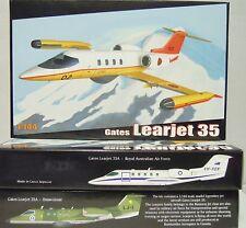 Gates Learjet 35, Stransky, 1:144, Plastikmodell, Finnland,Australien, Neuheit